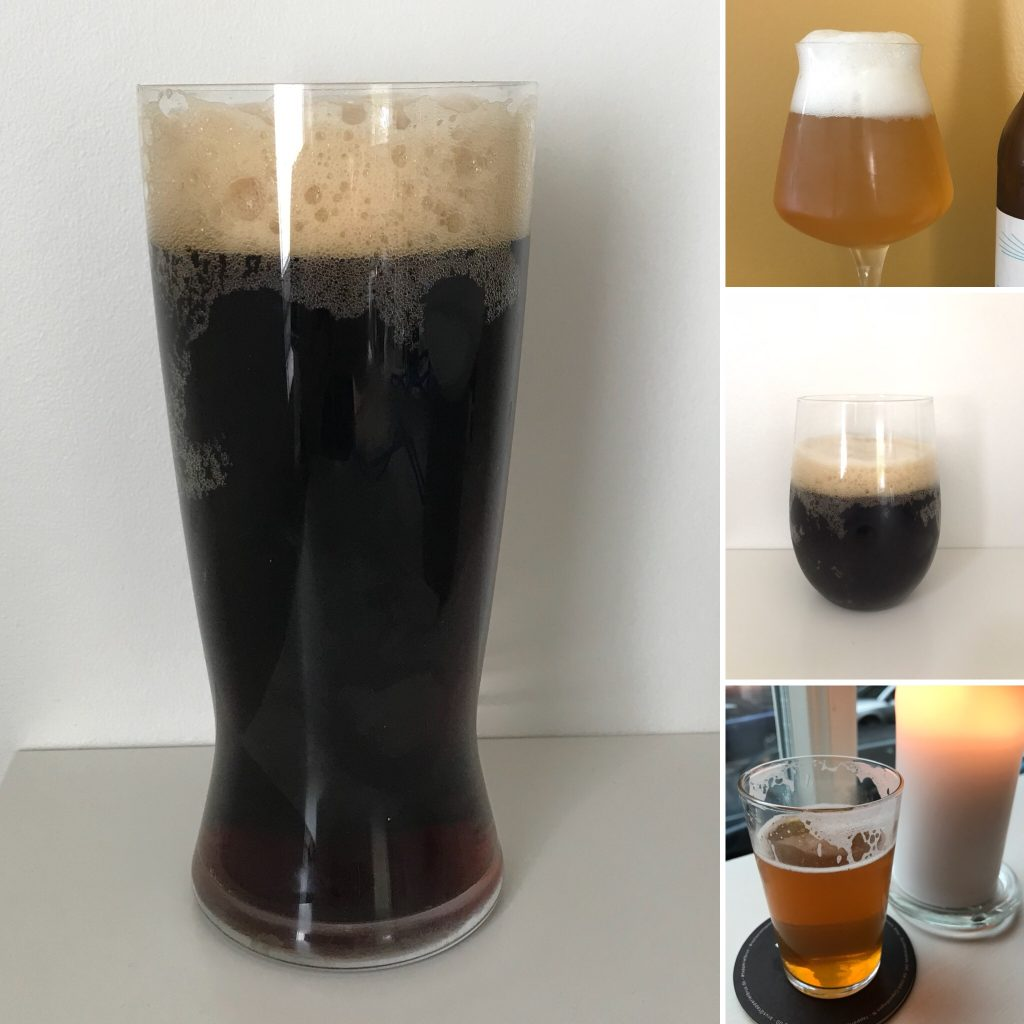 Ølglass til øl